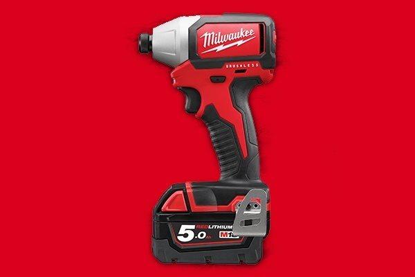 M18 Brushless Teknologia Milwaukee Tools